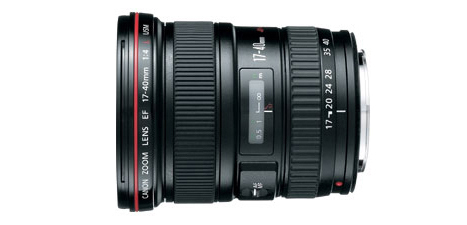 Canon EF 17-40mm f/4.0 L USM Lens Review: Я фотограф