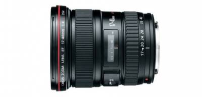 Canon EF 17-40mm f/4.0 L USM Lens Review: